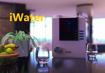 دستگاه آب قلیایی
