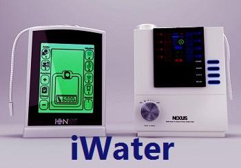 دستگاه های آب قلیایی
